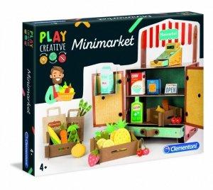 Clementoni Zestaw kreatywny Minimarket