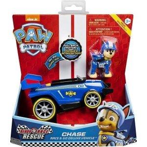 Spin Master Pojazd z figurką Ready race Chase Psi Patrol