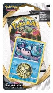 Pokemon TCG Karty Sword & Shield RC Check.B. Mantine