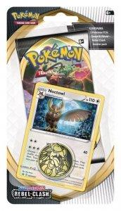 Pokemon TCG Karty Sword & Shield RC Check.B. Noctowl