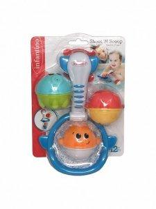 Skaczące piłeczki kąpielowe Infantino