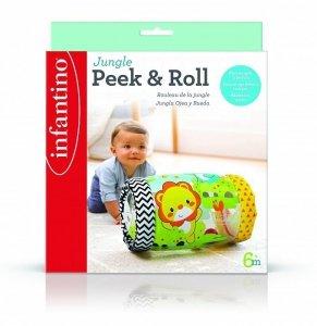 B-kids Dmuchany roller ze zwierzętami Infantino