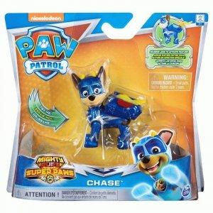 Figurka Akcji Mighty Pups, Chase Psi Patrol