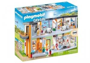 Playmobil Zestaw figurek Duży szpital z wyposażeniem  70190