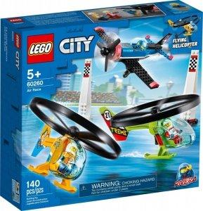 LEGO Klocki City Powietrzny wyścig  60260