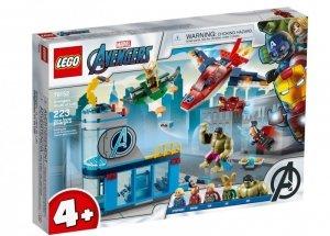 Klocki Super Heroes Avengers: Gniew Lokiego