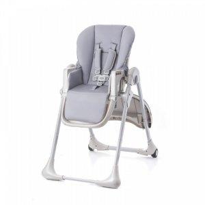 Baby Tiger Krzesełko do karmienia Kiki Grey