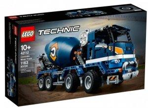 LEGO Klocki Technic Betoniarka 42112