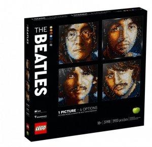 LEGO Klocki Art The Beatles 31198