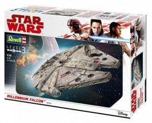 Revell Model do sklejania Star Wars Millennium Falcon
