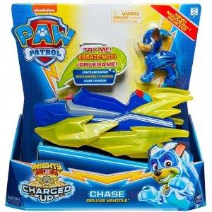 Pojazd z figurką PSI PATROL Chase