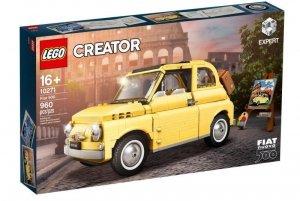 LEGO Klocki Creator Expert 10271 Fiat 500