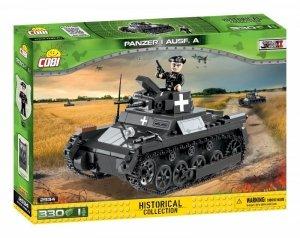 Klocki HC WWII Panzer I Ausf.A 330 elementów