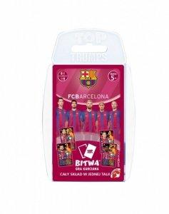 Winning Moves Gra Top Trumps FC Barcelona