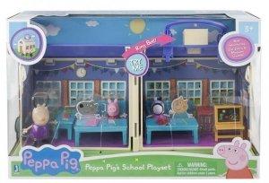 Peppa Duży Zestaw Szkoła
