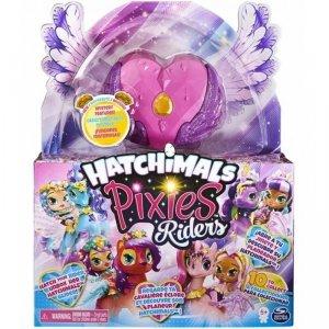 Figurki HATCHIMALS Pixies Riders - Fantastyczne stworzenia