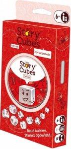Rebel Gra Story Cubes Bohaterowie (nowa edycja)