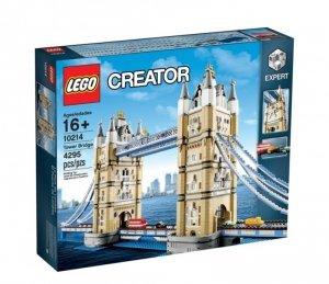 Klocki Creator Expert Tower Bridge