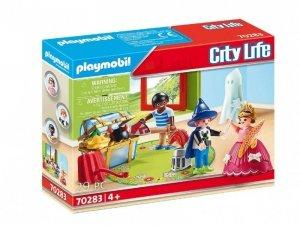 City Life  Dzieci ze skrzynią na kostiumy 70283