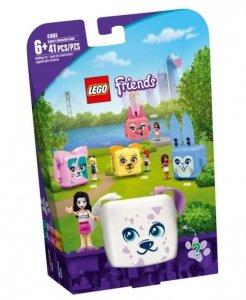 LEGO Klocki Friends 41663 Kostka Emmy z dalmatyńczykiem