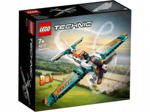 LEGO Klocki Technic 42117 Samolot wyścigowy