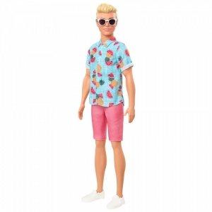 Mattel Lalka Barbie Fashionistas Stylowy Ken GYB04