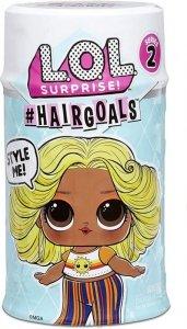Mga Figurka L.O.L. Surprise Hairgoals 1 szt.