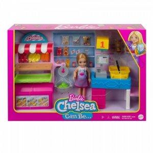Mattel Lalka Barbie Chelsea sklepik