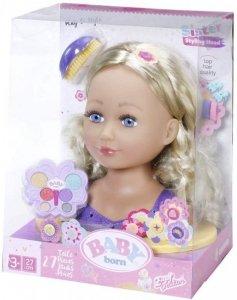 Zapf Głowa do stylizacji BABY BORN