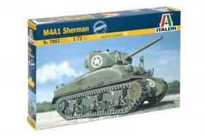 Italeri M4 Sherman