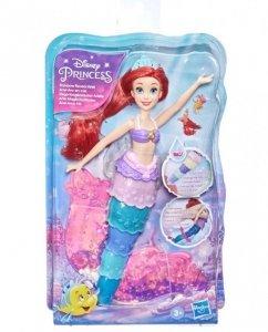 Hasbro Lalka Disney Princess Rainbow Tęczowy ogon Syrenki Arielki