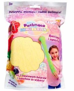 Epee Masa plastyczna Chmurkolina pachnąca Big Pack żółty brokat
