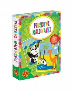 Alexander Piaskowanie Malowanie Panda/Wielbłąd