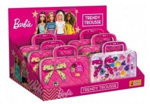 Lisciani Zestaw kosmetyków Walizeczka Barbie - Modny makijaż