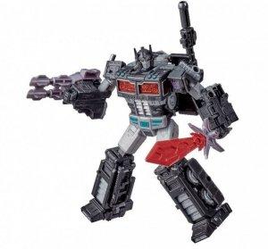 Figurka Transformers GEN WFC Unboxing 2