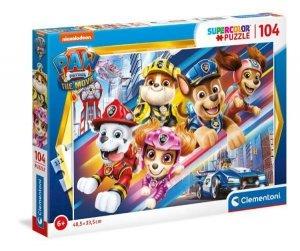 Clementoni Puzzle 104 elementy Psi Patrol