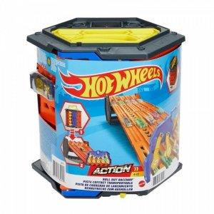 Hot Wheels Zestaw Rozwijany tor wyścigowy