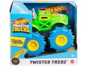 Hot Wheels Pojazd Monster Trucks Twisted 1:43 Ragin Cagen