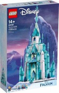 LEGO Klocki Disney Princess 43197 Lodowy zamek