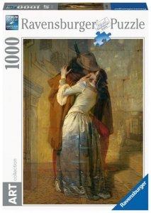 Ravensburger Polska Puzzle 1000 elementy Art Collection Pocałunek