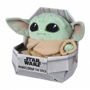 Simba Maskotka Disney Madalorian Baby Yoda, 25 cm