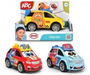 Dickie ABC Pojazdy miejskie, 3 rodzaje
