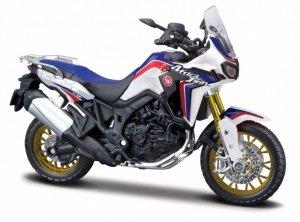 Maisto Model metalowy Motocykl Honda VFR1200F 1:18