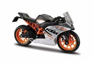 Maisto Motocykl KTM RC 390 1:18