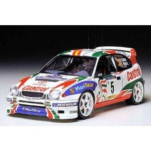 Tamiya Model plastikowy Toyota Corolla WRC