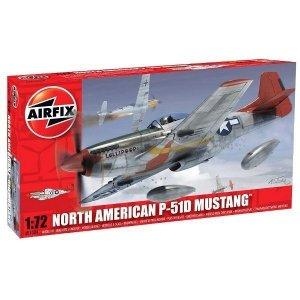 Airfix AIRFIX North American P- 51D Mustang