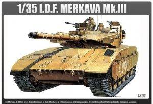 Academy I.D.F. Merkava Mk.III