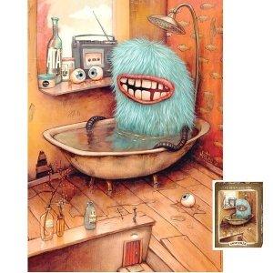 Heye 1000 EL. Zozowille Bathtub