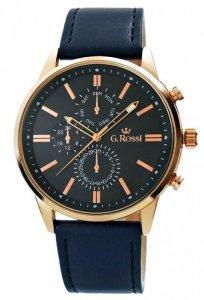 Zegarek Męski G.Rossi 5310A2-6F3