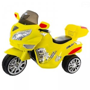 POJAZD MOTOR HJ9888 30103 YELLOW